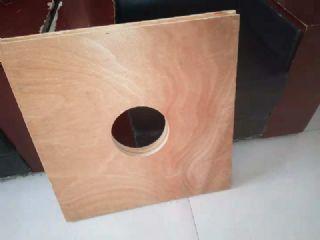 18厘桃花芯面板 打孔板 包装板 多层板 胶合板价