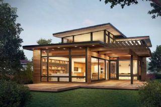 木屋木别墅