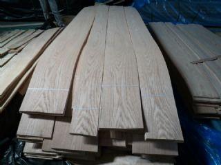 厂家长期供应北美红橡山纹木皮
