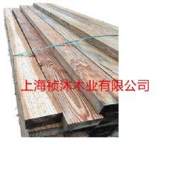 木材加工厂低价促销铁杉建筑木方条