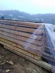 杉木原木,工程木方