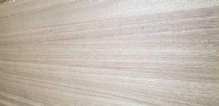 多层实木床边