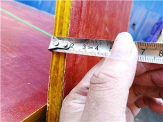 耐腐蚀建筑模板