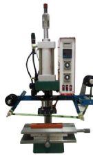 多功能自动烫金机竹木平面曲面皮革塑胶塑料商标烙印烫