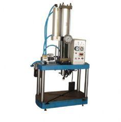 气动台式烙印机竹木制品家具商标压花机烫印机塑胶橡胶