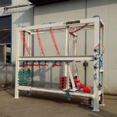 青岛木工机械 MD2325气动式橱柜组框机