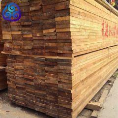货场直发松木规格板-跳板批发市场-齐边不带皮跳板