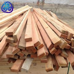 货场直供枕木批发市场直供2-6米长木方-支持订做