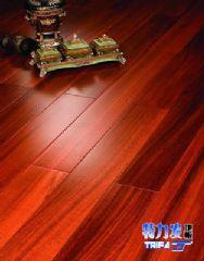 特力发地板-供应圆盘豆实木地板