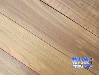 特力发地板-供应印尼柚木地板坯料