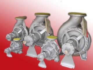 NTT导热油泵