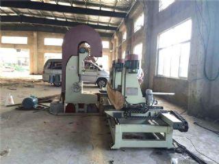 木方带锯机木材带锯机江苏东巨木工带锯机厂家