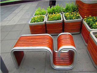 塑木花箱,户外塑木花箱,河南塑木花箱批发,河南塑木