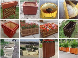开封木塑花箱,开封木塑花箱生产厂家,木塑花箱报价