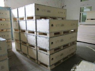 苏州出口木箱苏州钢带箱