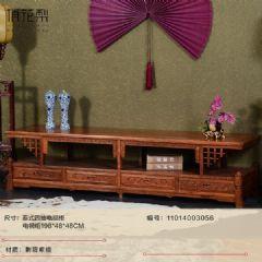 红木电视柜/刺猬紫檀红木电视柜地柜