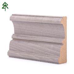 达立装饰 中纤板染色枫木皮 实木背景装饰
