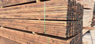 炭化木防腐木便宜又耐用