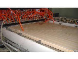 PVC木塑复合地板生产线