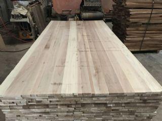 楸木直拼板