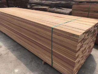 柳桉木银口、防腐木