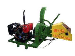 柴油木片机