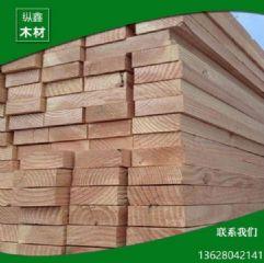木材加工定制木条优质包装板木材加工松木加工松木木方