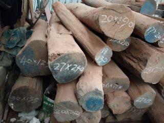 老挝酸枝木原木
