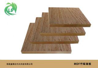 MDF竹贴面板