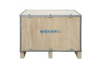 江阴常州南通地区定制钢边箱,出口木箱