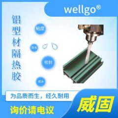 威固铝型材隔热胶