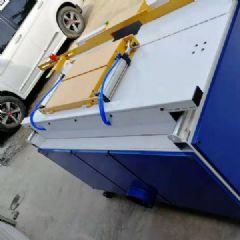 【久东机械】木托盘纵梁挖槽机 铣槽机 质量保证