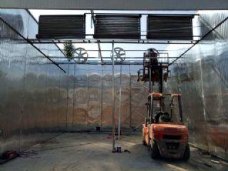 木材专用换热器式烘干房临朐鑫盛烘干设备厂