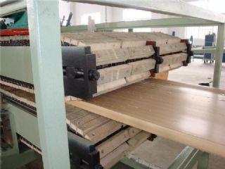 木塑生产线