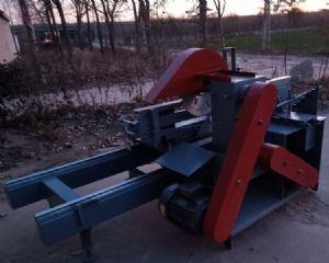大型圆木推台锯生产商做木工机械富源更专业