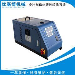 家具上胶机纸箱纸盒封边点胶机喷胶机小型热溶涂胶