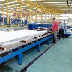 移动方舱组装板生产设备