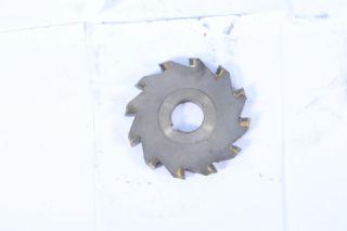 硬质合金三面刃铣刀 切削轻快 可定制