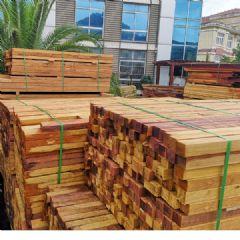 印尼菠萝格防腐木板材