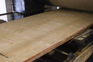 专业生产建设工地用松木踏板 脚手架用松木踏板 木踏