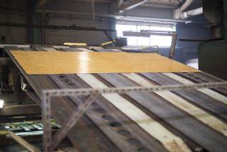 厂家直销出口到苏丹的硬质纤维板 家具家装用的硬纸板