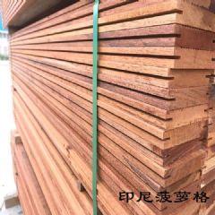 菠萝格景观木材、菠萝格地板价格