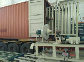 匀质保温板生产线机器