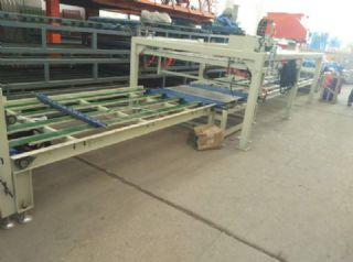 玻镁匀质板保温板设备