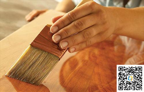 装饰装修:木材油漆施工工艺流程