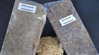 稻壳刨花板:更经济、环保、持久