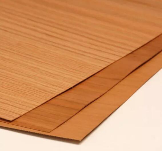 设计师告诉你,为什么木皮是最适合豪华别墅、星级酒店的装饰材料