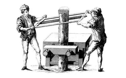 木皮的发展简史