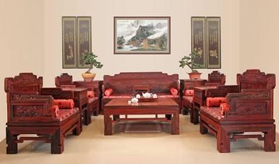 红木家具变色的原因