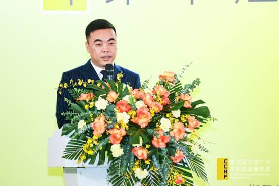 说明: 广东省定制家居协会秘书长、博骏传媒总经理曾勇